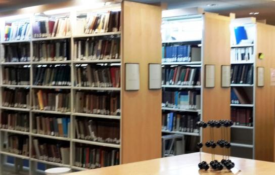 The Chemistry Library