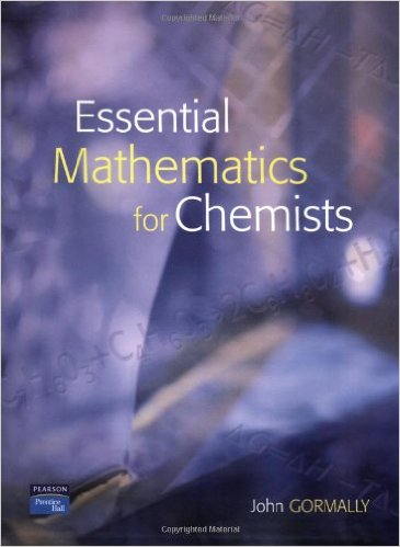 Essential Mathematics for Chemists/Gormally, J