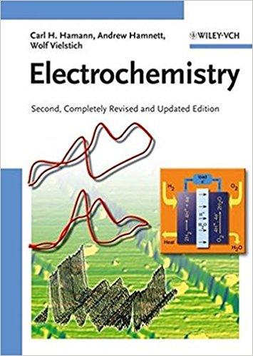 Electrochemistry, 2nd Edition/ Carl H. Hamann