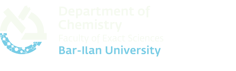 Department of Chemistry Bar-Ilan University